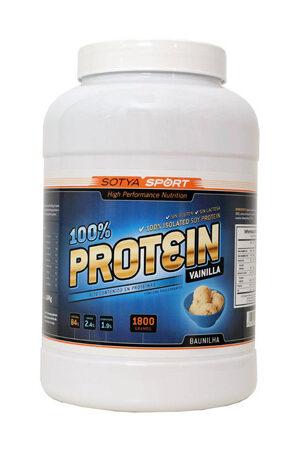 100% Protein Vainilla 1'8 Kg