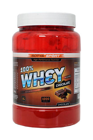 100% Whey Xocolata 1 Kg
