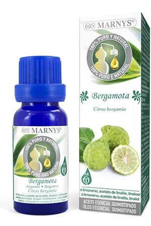 Oli Essencial de Bergamota Marnys