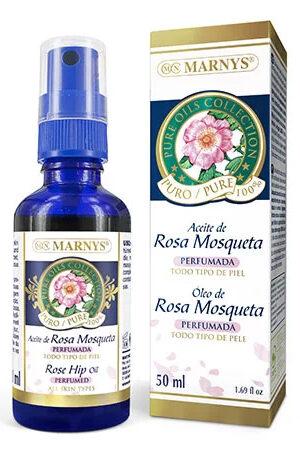 Aceite de Rosa Mosqueta Perfumada Marnys