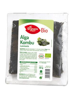 Alga Kombu Bio Granero Integral