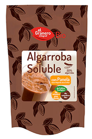 Algarroba Soluble con Panela Bio Granero Integral