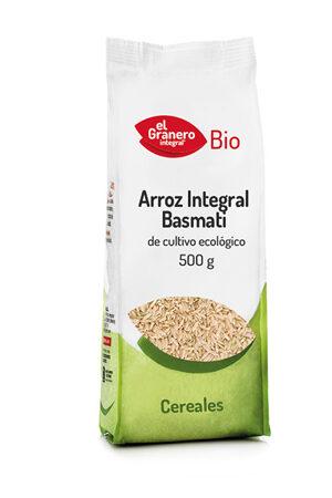 Arròs Basmati Bio Granero Integral