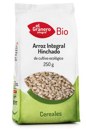 Arròs Integral Inflat Bio 250 g Granero Integral