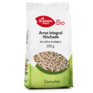 Arroz Integral Hinchado Bio 250 g