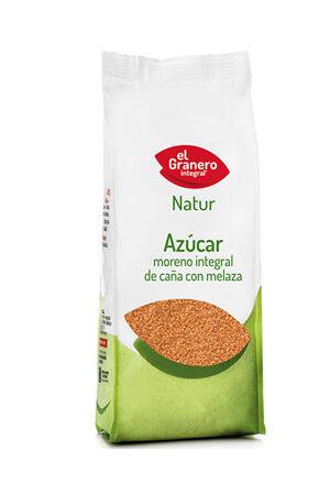 Azúcar Moreno Integral de Caña con Melaza 1 Kg Granero Integral