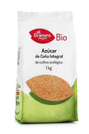 Azúcar de Caña Integral Bio, 1 Kg Granero Integral