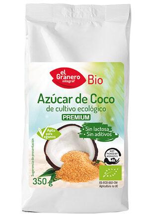 Azúcar de Coco Bio Granero Integral