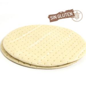 Bases de Pizza con Trigo Sarraceno sin Gluten Bio