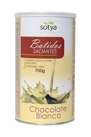 Batuts saciants Xocolata blanca Sotya