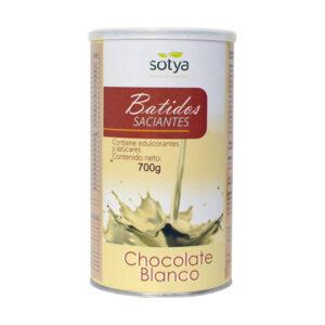 Batidos saciantes Chocolate Blanco