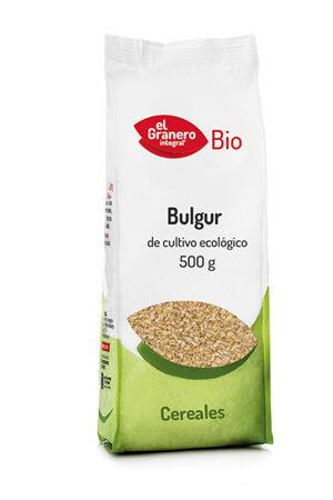 Bulgur Bio Granero Integral