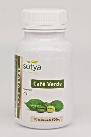 Cafè Verd Sotya