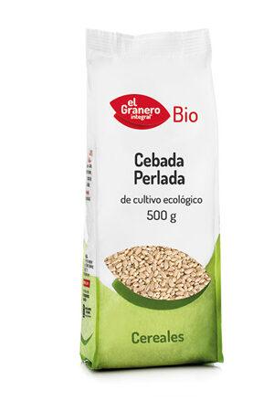 Cebada Perlada Bio El Granero