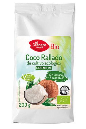 Coco Ratllat Bio Granero Integral