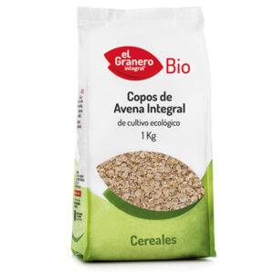 Copos de Avena Integral Bio, 1 Kg