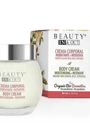 Crema Corporal Hidratant Intensiva Beauty In&Out