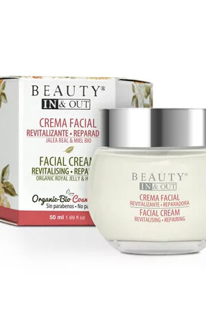 Crema Facial Revitalitzant Reparadora Beauty In&Out