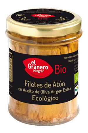 Filets de Tonyina Bio Granero Integral