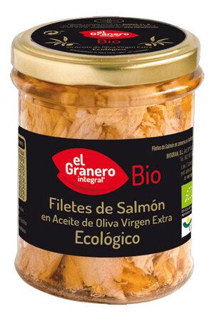 Filets de Salmó Bio Granero Integral