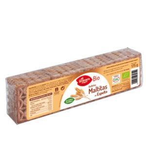 Galletas Maltitas de Trigo Espelta Bio