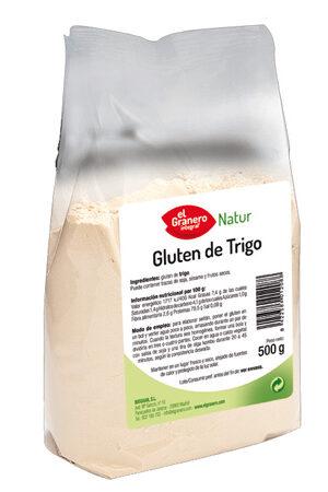 Gluten de Blat Granero Integral