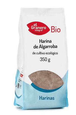 Farina de Garrofa Bio Granero Integral