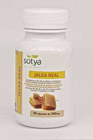 Gelea Reial 540 mg 50 caps Sotya
