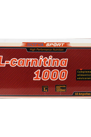 L-Carnitina 1000 mg Sotya