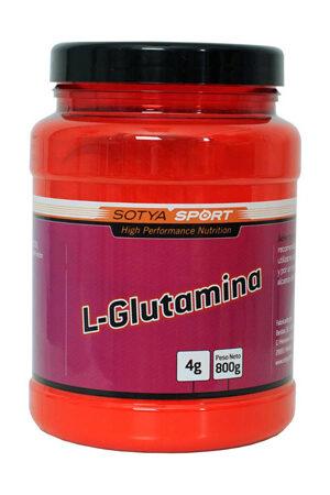 L-Glutamina pols Sotya