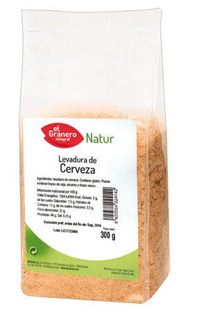 Llevat de Cervesa, 300 g El Granero