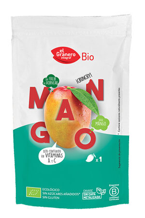 Mango Snack Bio Granero Integral