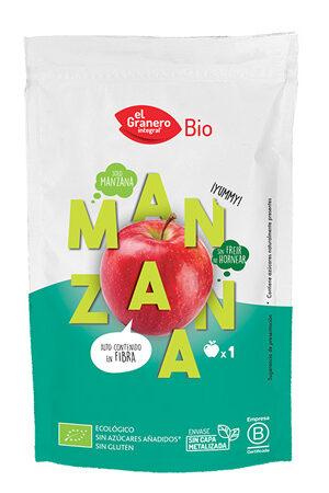 Manzana Snack Bio Granero Integral