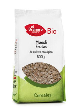 Musli Fruites Bio Granero Integral