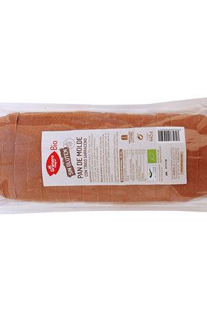 Pa de Motlle amb Blat Sarraí sense Gluten Bio Granero Integral