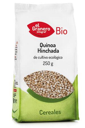 Quinoa inflada 250 Bio, Granero Integral