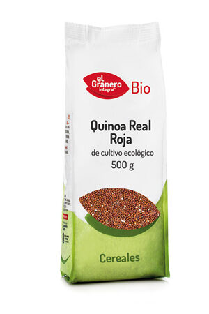 Quinoa Reial Vermella Bio, 500 g Granero Integral