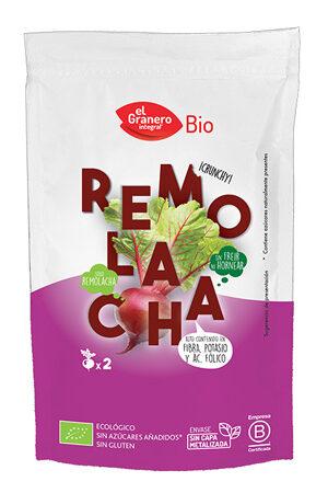 Remolacha Snack Granero Integral