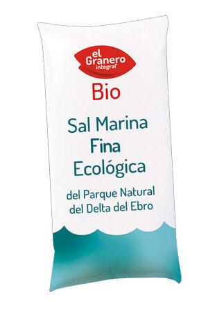 Sal Marina Fina Bio Granero Integral