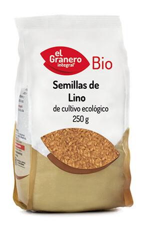 Llavors de Lli Bio, 250 g Granero Integral