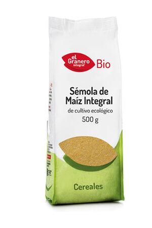 Sèmola de Blat de moro Bio Granero Integral