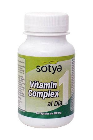 Vitamin Complex 1 al dia Sotya