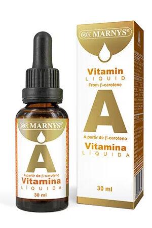 Vitamina A Líquida Marnys