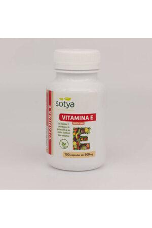 Vitamina E Sotya