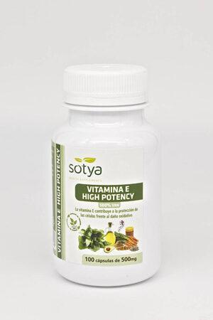 Vitamina E High Potency