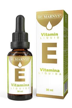 Vitamina E Líquida Marnys