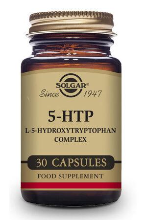 5-Hidroxitriptófano (5-HTP) Solgar 30 Caps
