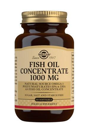 Aceite de Pescado Concentrado Solgar