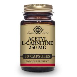 Acetil - L-Carnitina 250 mg
