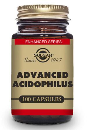 Acidophilus Avançat Solgar 100 caps